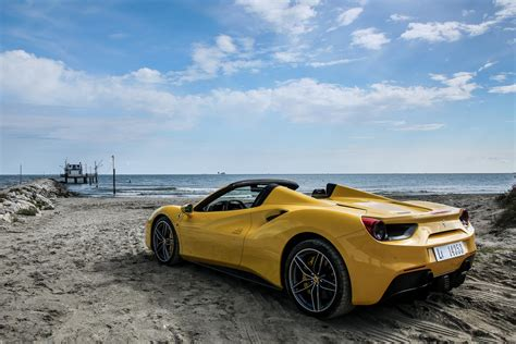 Review 488 Spider by 488 Spider Review 2015 Drive Motoring