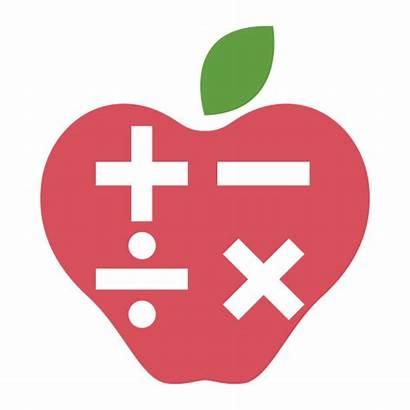 Math Education Apple Logos Graphicsprings