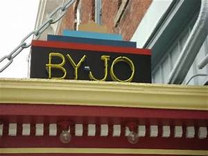 By Jo Movie Theater Germantown Ohio Neon Signs on