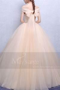 Robe Pour Mariage Chic : robe chic pour mariage couleur champagne pale avec grand ~ Preciouscoupons.com Idées de Décoration