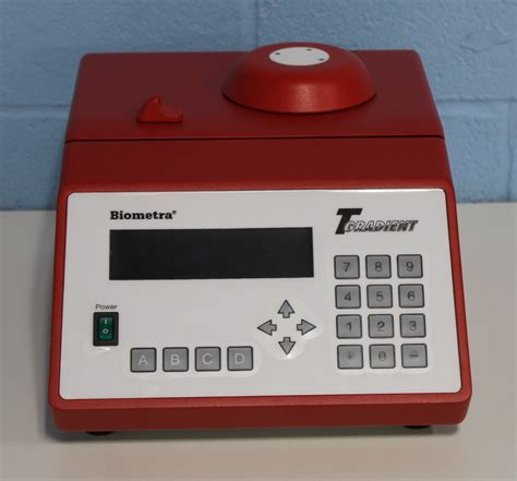 Refurbished Biometra Thermocycler T-Gradient ThermoBlock