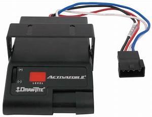 Draw-tite Activator Ii Trailer Brake Controller