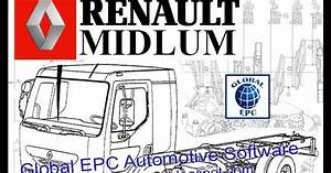 Global Epc Automotive Software  Renault Midlum Workshop
