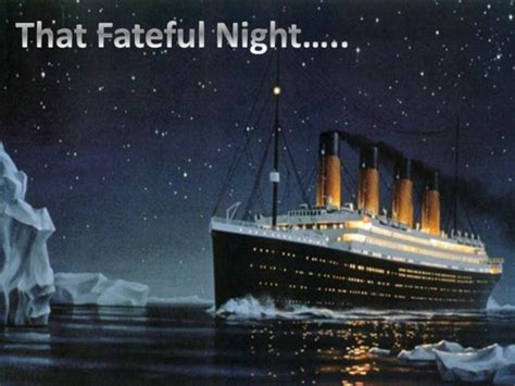 Just Deck It by Titanic Presentation Main