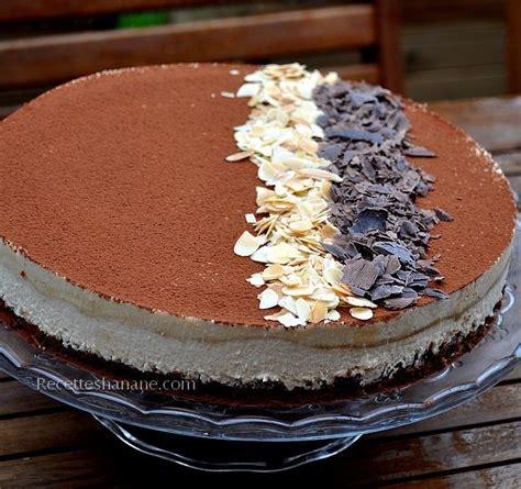 la cuisine de hanane bavarois chocolat poire