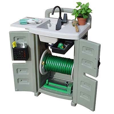 outdoor portable garden sink wc100