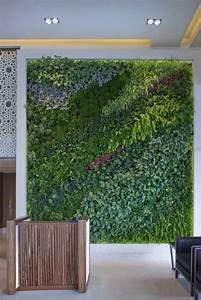 Mur Végétal Extérieur : mur v g tal ext rieur ou int rieur en 8 photos originales ~ Premium-room.com Idées de Décoration