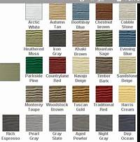 hardy board siding colors Hardie board color chart Monterey Taupe Woodstock brown RUN them VERTICAL … | exterior in 2019 ...