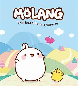 Licensing Works! to Rep 'Molang' in NorAm Animation Magazine