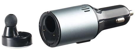 charge 4 0 ladegerät mini oreillette sans fil bluetooth autoris 233 avec chargeur 2x usb pearl fr