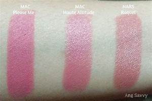 MAC Please Me Matte Lipstick – Ang Savvy