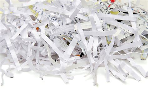 how to shred how to recycle shredded paper recyclenation