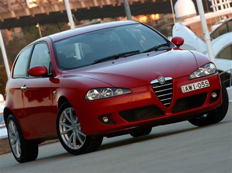 Alfa Romeo 147 Ti 3 Door Au Spec 937a 2006
