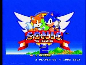 Sonic The Hedgehog 2 User Screenshot 6 For Genesis Gamefaqs