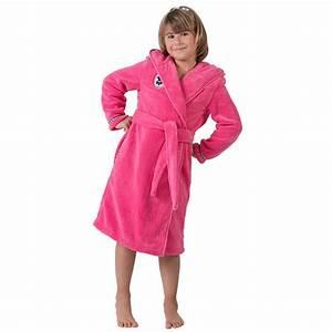 Robe De Chambre Ado Fille : robe de chambre ado roxie fuschia carre blanc ~ Teatrodelosmanantiales.com Idées de Décoration
