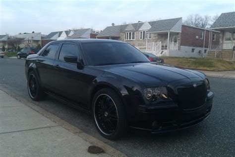 Chrysler 300 Murdered Out by Some Pics Of My Murdered Out Awd 300 Chrysler 300c Forum