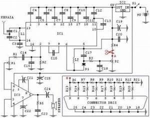 pc fm radio circuit electrical equipment circuit With pc fm radio circuit