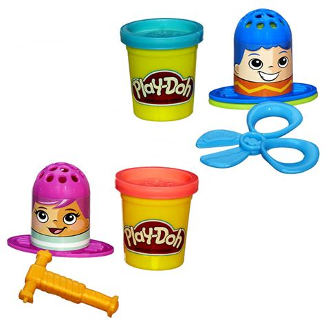play doh mini coiffeur hasbro king jouet pate 224 modeler