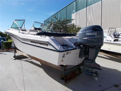 19 Ft Boat by 19 Ft Grady White Boats For Sale