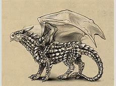 Rawr! How to Draw an Anatomically Correct Dragon