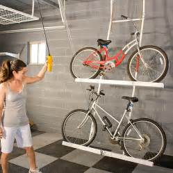 Ceiling Bike Rack Diy by 10 Diy Bike Rack Solutions You Can Build Right Now