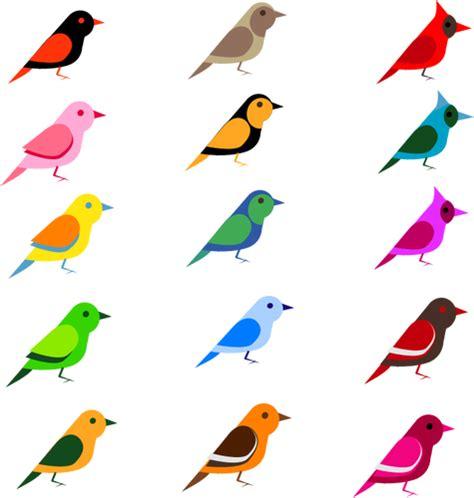 100 gambar burung di atas pohon