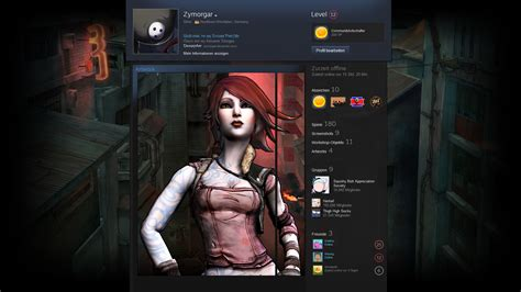 Borderlands Lilith By Zymorgar On
