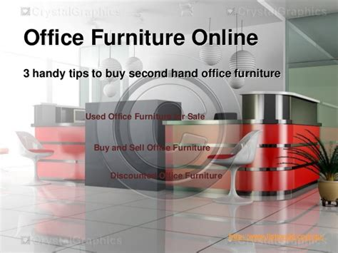 buy and sell office furniture