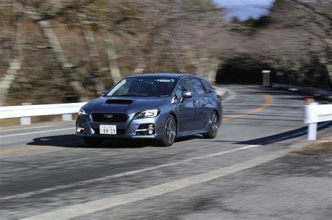 subaru levorg 2015 subaru levorg first drive motor trend