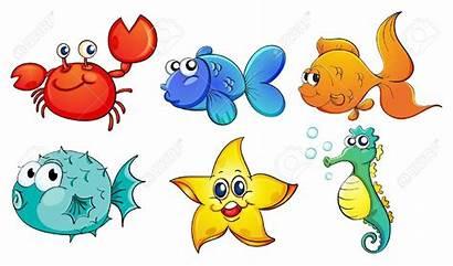 Clipart Ocean Animals Sea Creatures Clipartmag