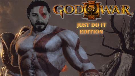 God Of War Memes - god of war iii just do it meme youtube