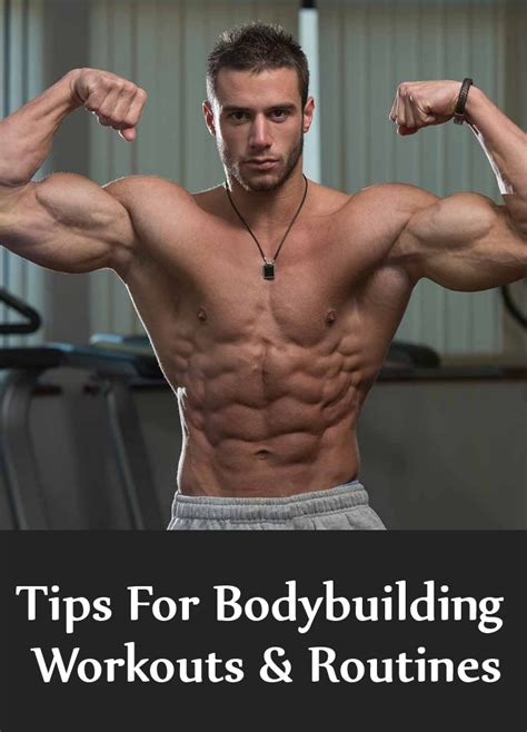 Bodybuilding Workouts & Routines - Tips For Bodybuilding Workouts & Routines | BodyBuilding eStore