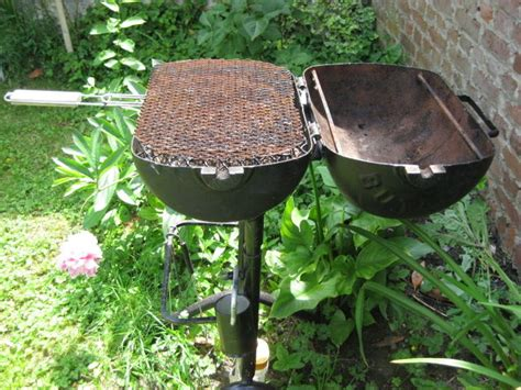 bonbonne de gaz barbecue fabriquer un barbecue avec une bouteille de gaz de conception de maison