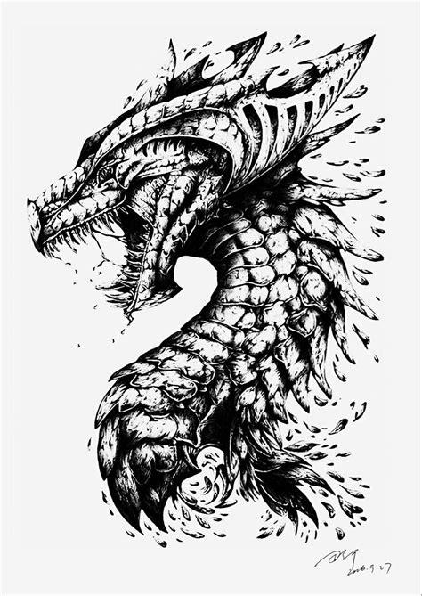 Pin de pavel lukyanov em tattoosssss | Tatuagens tradicionais japonesas, Tatuagem e Tattoo dragão