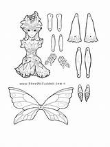 Paper Dolls Coloring Puppet Fairy Pheemcfaddell Doll Printable Toys Cobweb Books Animals Cut Imageshack Puppets Midsummer Shakespeare Nights William Colouring sketch template