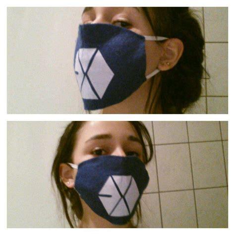 diy kpop face mask  pop amino