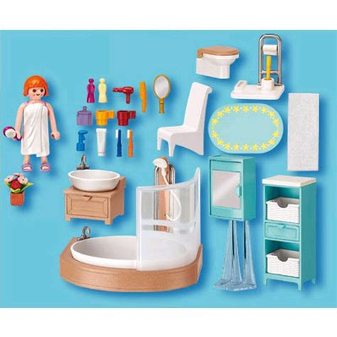 Playmobil® Badezimmer 5330 Bei Spar Toys