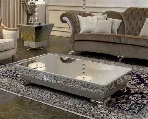 Cheap Mirrored Coffee Table Furniture