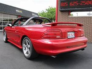 1994 Ford Mustang GT Convertible For Sale Sterling, Illinois