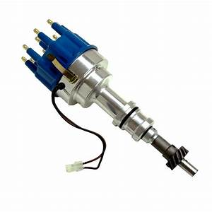 For Bbf Ford 460 Pro Billet Drop In Electronic Distributor