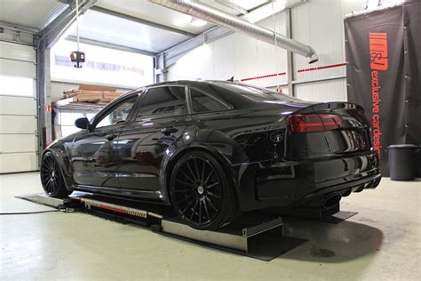 audi ars  limousine breitbau tuning pdr widebody aerodynamik kit md exclusive cardesign