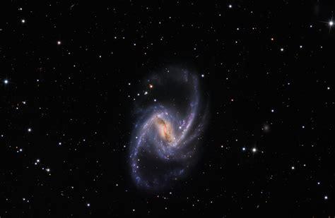 Apod 2018 August 20 Ngc 1365 Majestic Island Universe