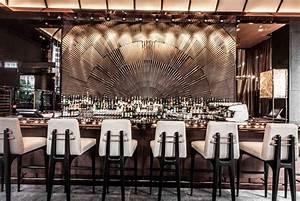 AMMO Restaurant and Bar in Hong Kong Home Interior
