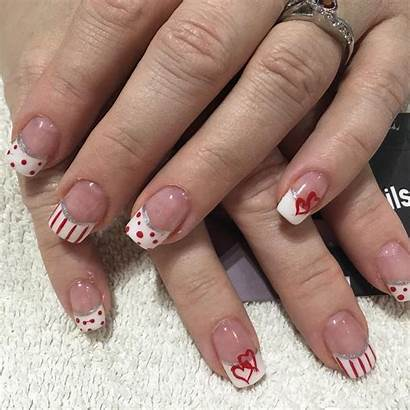 Tip Nail French Designs Nails Manicure Different
