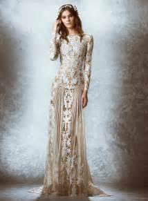 wedding dresses for brides zuhair murad 2015 fall bridal wedding dresses photos