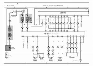 Toyota Sequoia 2001 Trailer Wiring Diagram