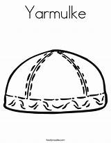 Coloring Yarmulke Worksheet Pages Star David Jewish Passover Noodle Religious Mitzvah Torah Outline Twistynoodle Built California Usa Twisty Synagogue Getcoloringpages sketch template