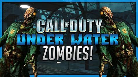 zombies cod duty zombie call map leviathan underwater ever