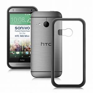 Sonivo Fusion Bumper Case - HTC One Mini 2 (Black)