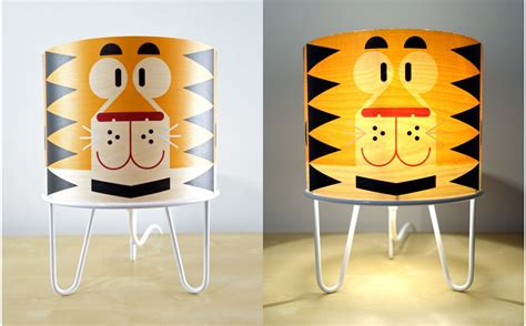 Kids Bedside Table Lamps Minilum